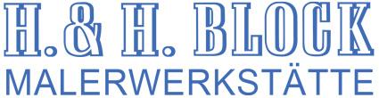 H. & H. Block GmbH & Co. KG Malerwerkstätte